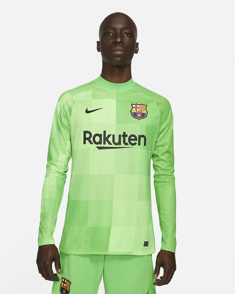 FC Barcelona keepersshirt 2021-2022