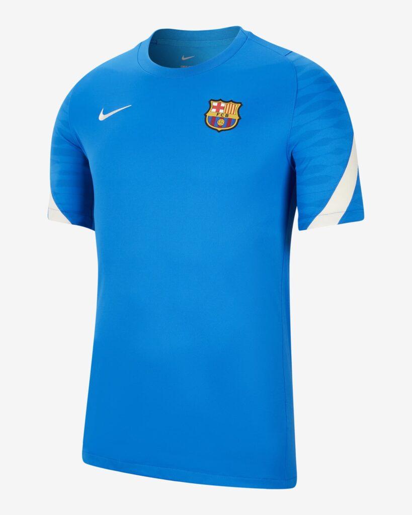 FC Barcelona trainingsshirt 2021-2022 - 6