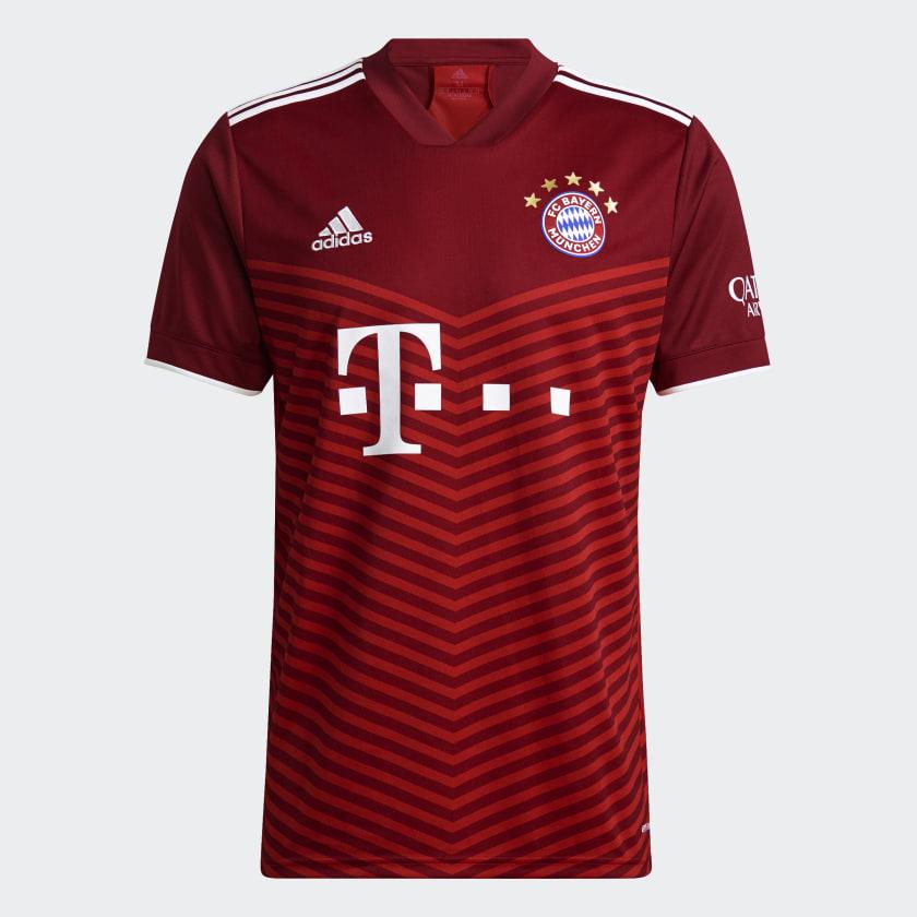 FC Bayern München thuisshirt 2021-2022