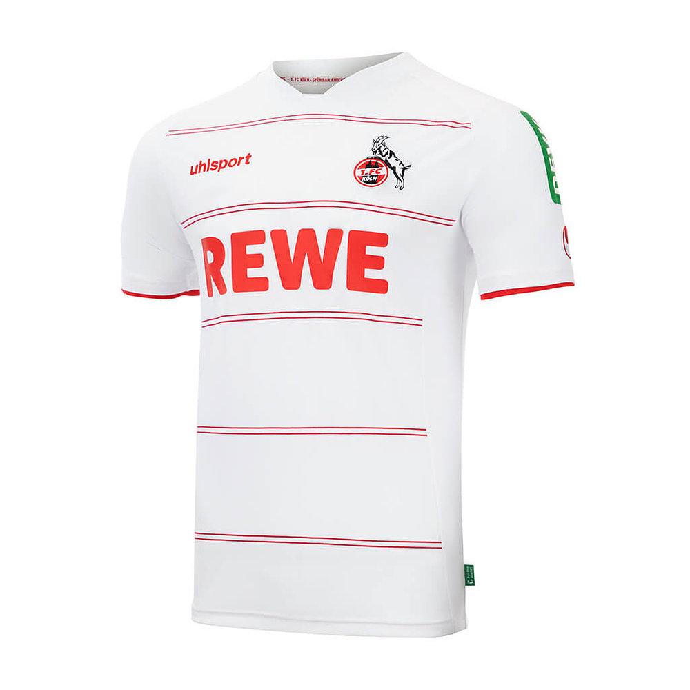 FC Köln thuisshirt 2021-2022