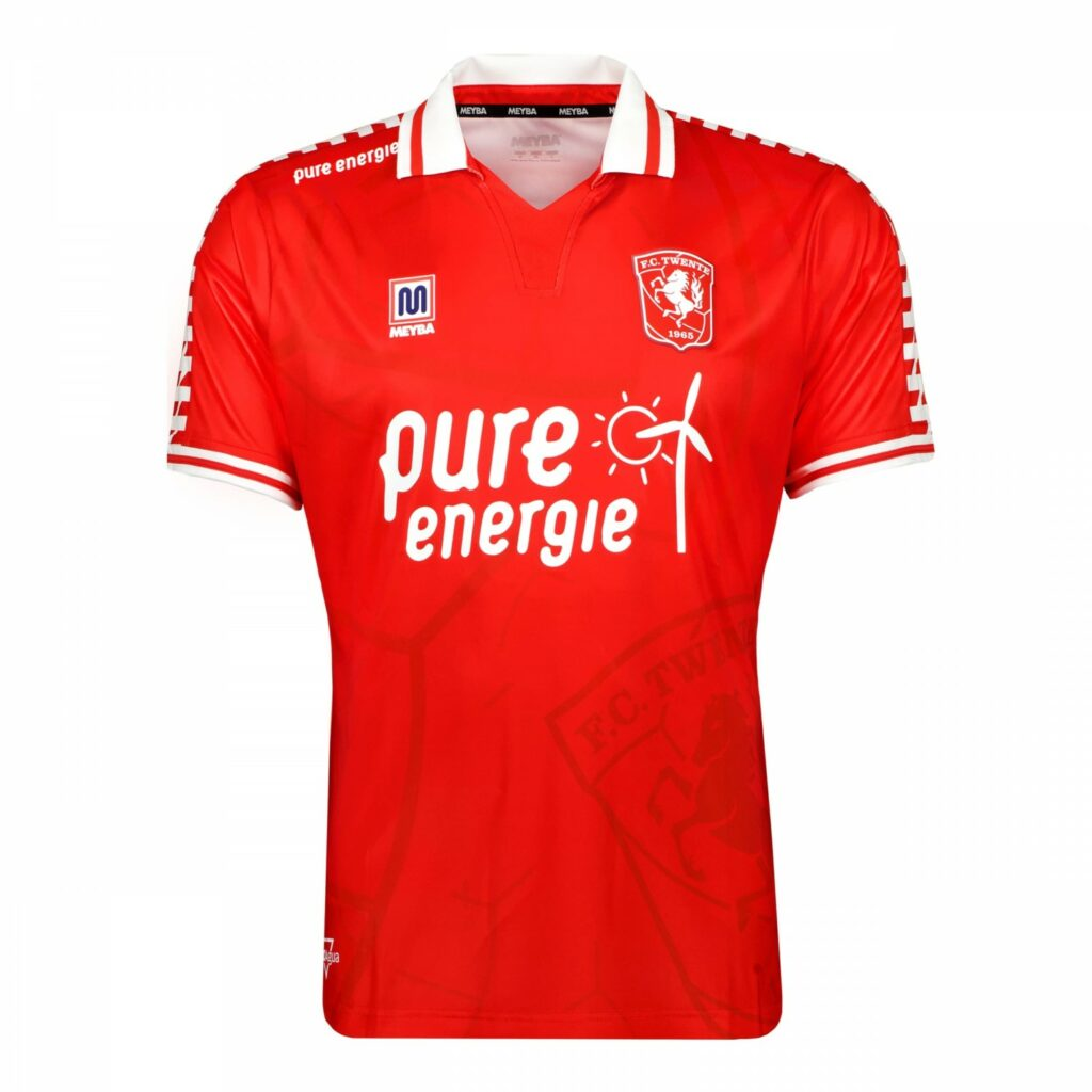 FC Twente thuisshirt 2021-2022