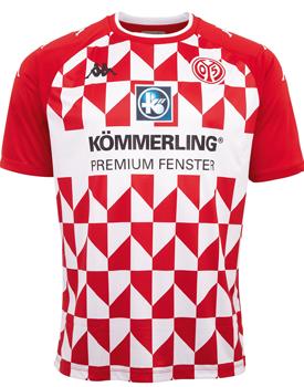 FSV Mainz 05 thuisshirt 2021-2022