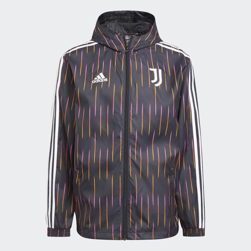 Juventus trainingsjack 2021-2022 - 4