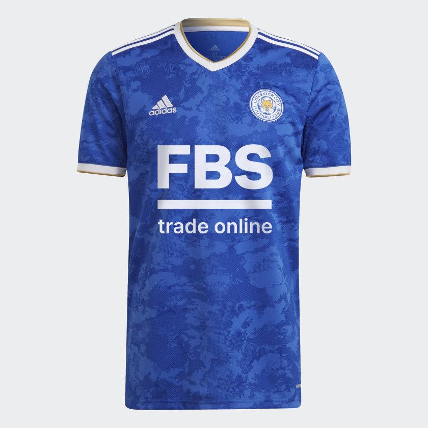 Leicester City thuisshirt 2021-2022
