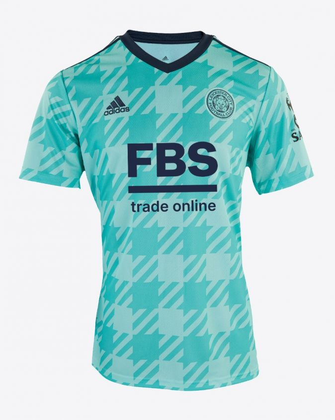 Leicester City uitshirt 2021-2022