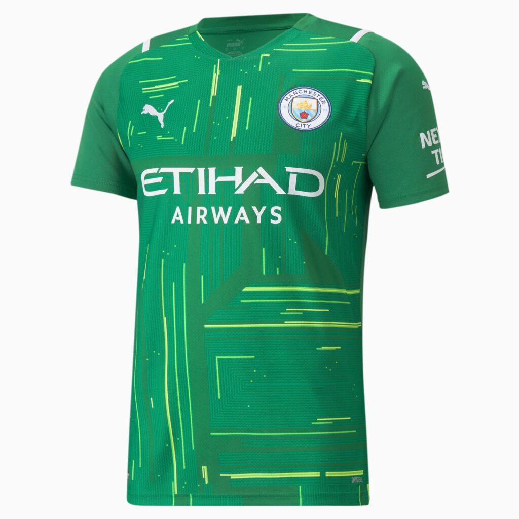 Manchester City keepersshirt 2021-2022