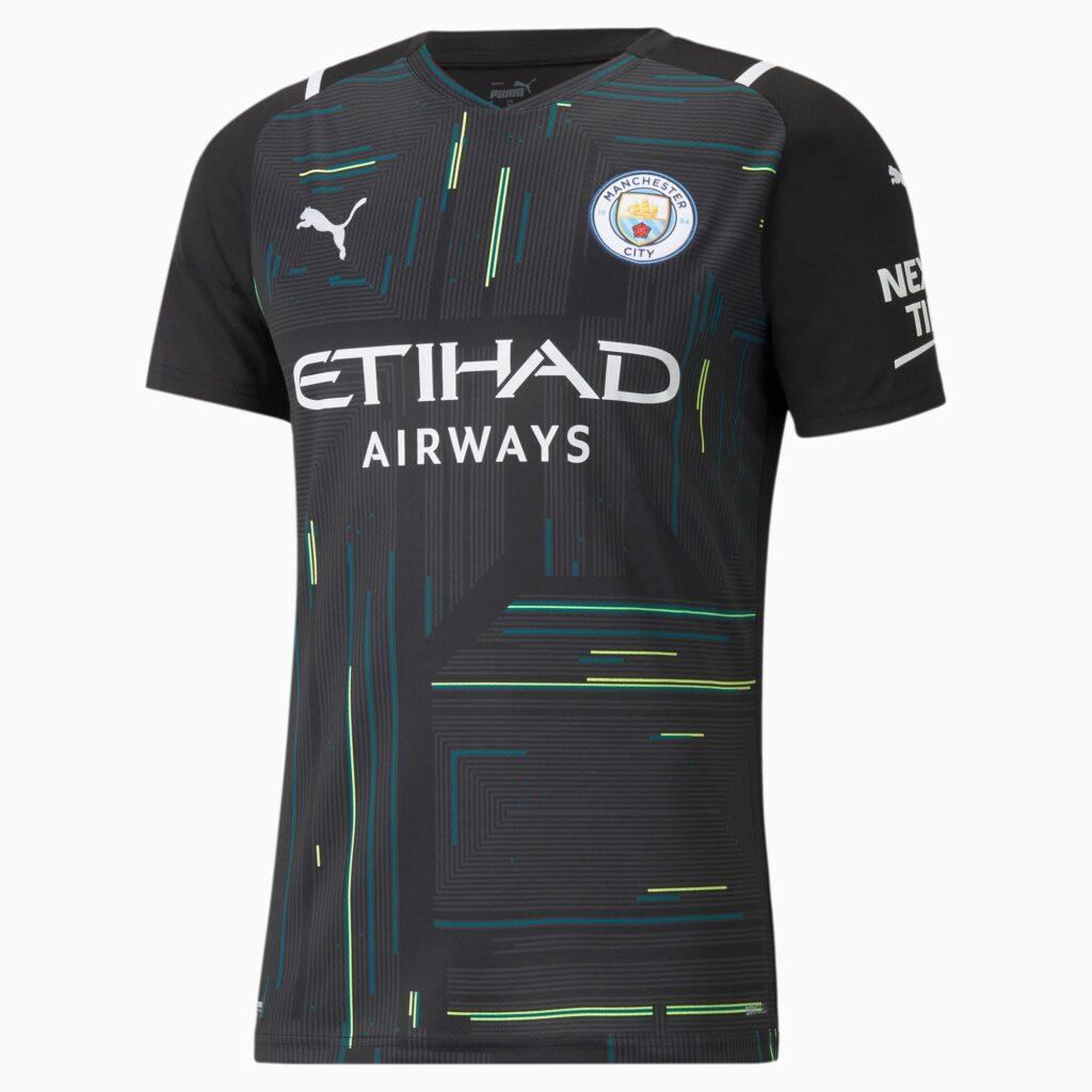Manchester City keepersshirt 2021-2022 - 2