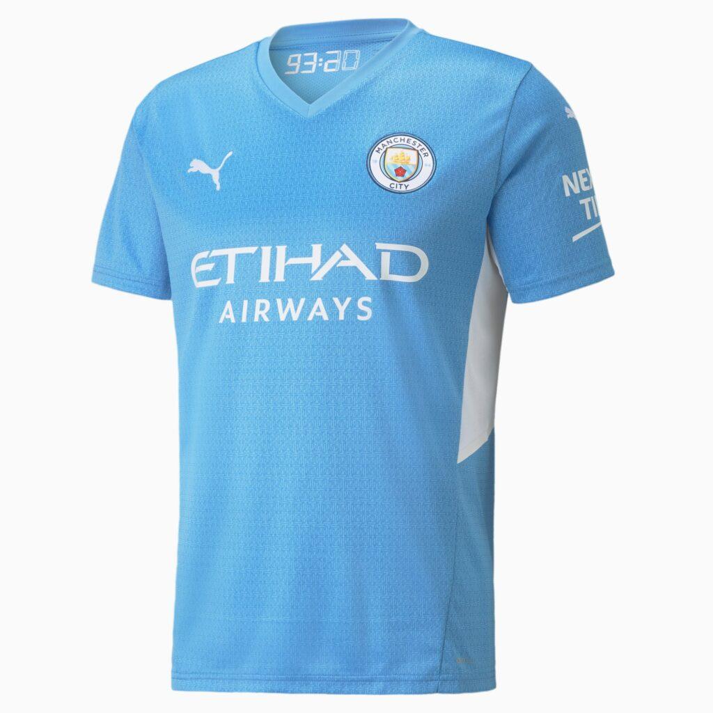 Manchester City thuisshirt 2021-2022