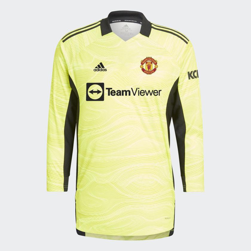 Manchester United keepersshirt 2021-2022