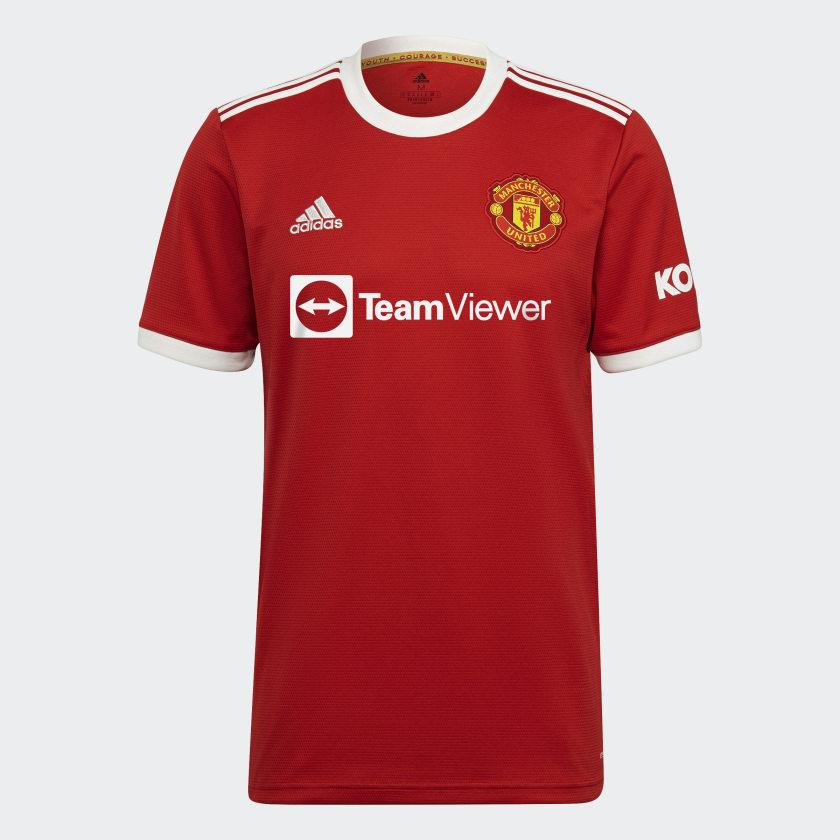 Manchester United thuisshirt 2021-2022