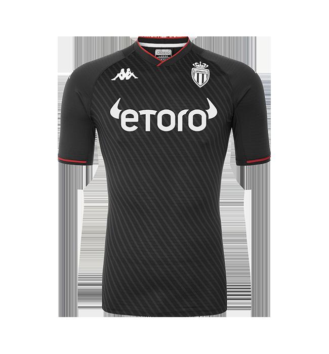 Monaco uitshirt 2021-2022
