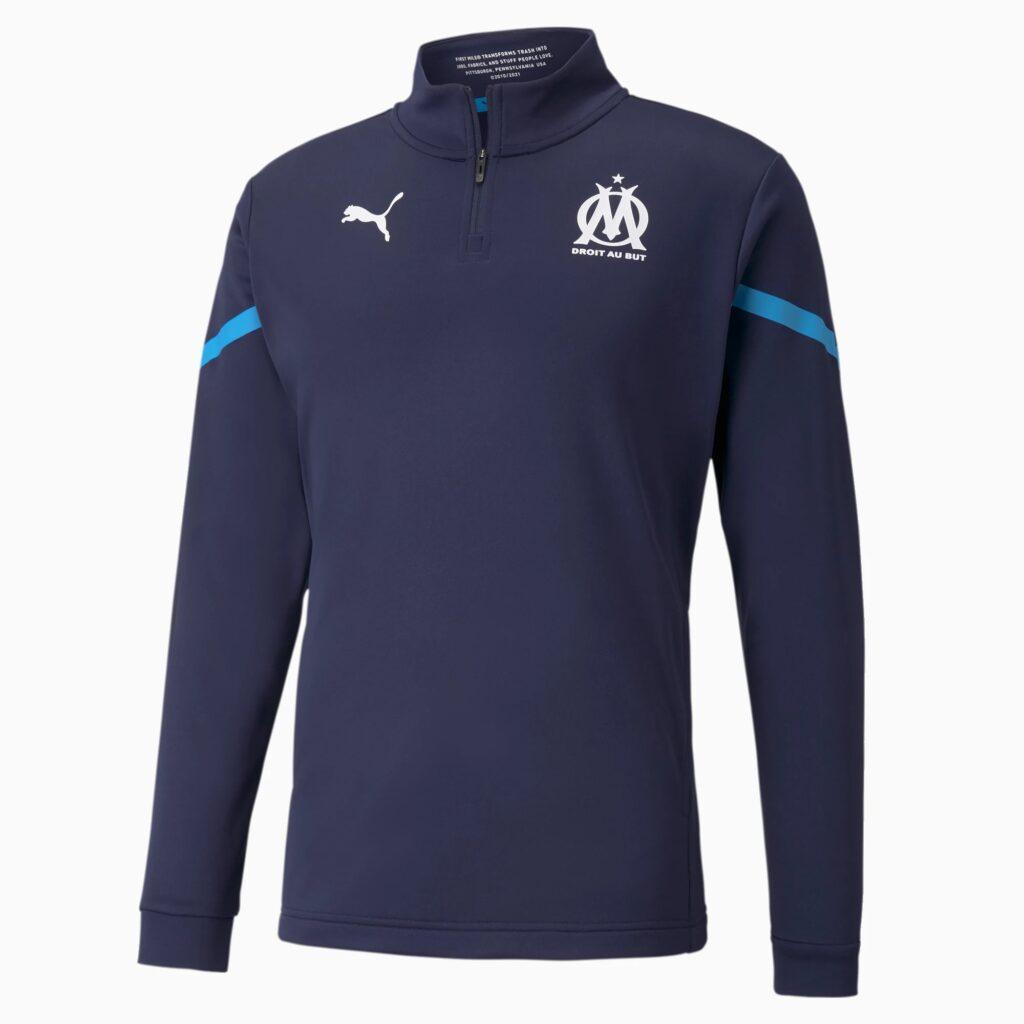 Olympique Marseille trainingstop 2021-2022 - 2