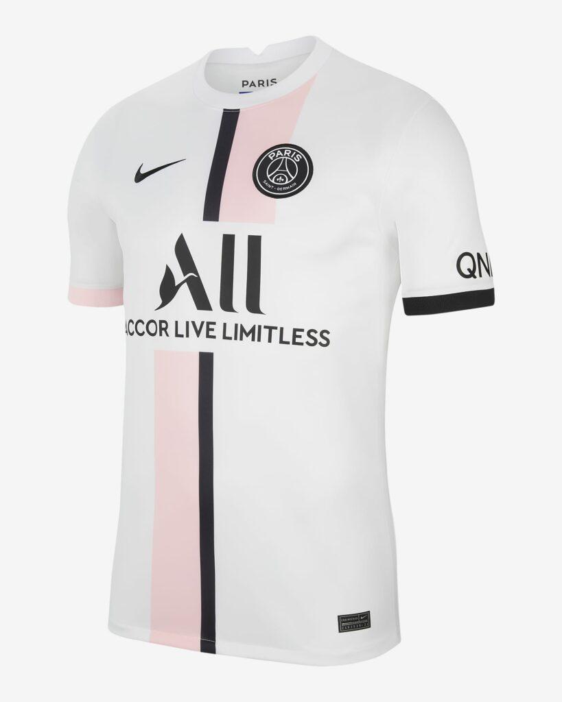 Paris Saint Germain uitshirt 2021-2022