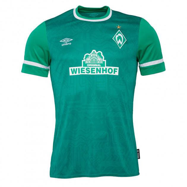 SV Werder Bremen thuisshirt 2021-2022