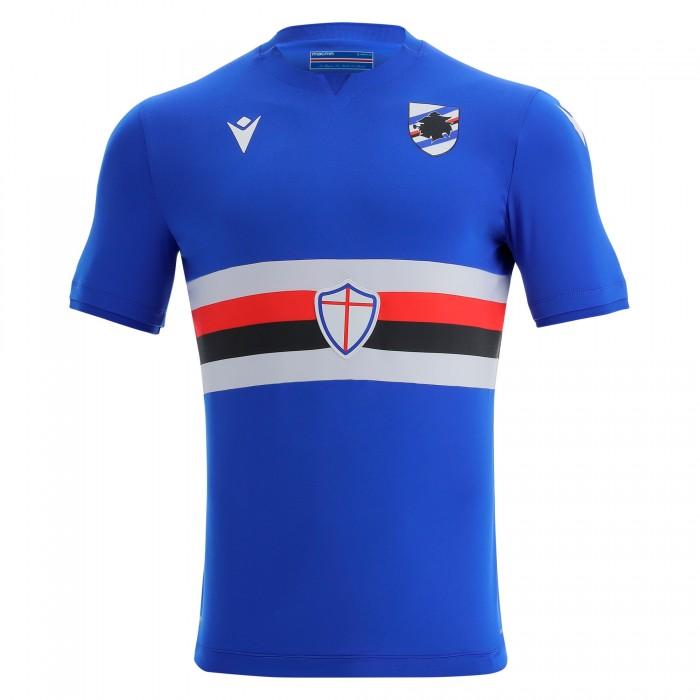 Sampdoria thuisshirt 2021-2022