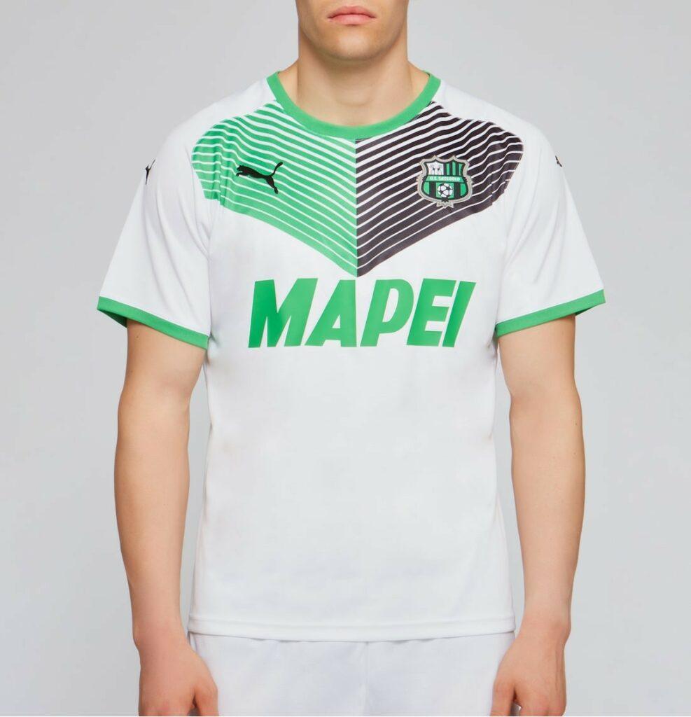 Sassuolo uitshirt 2021-2022