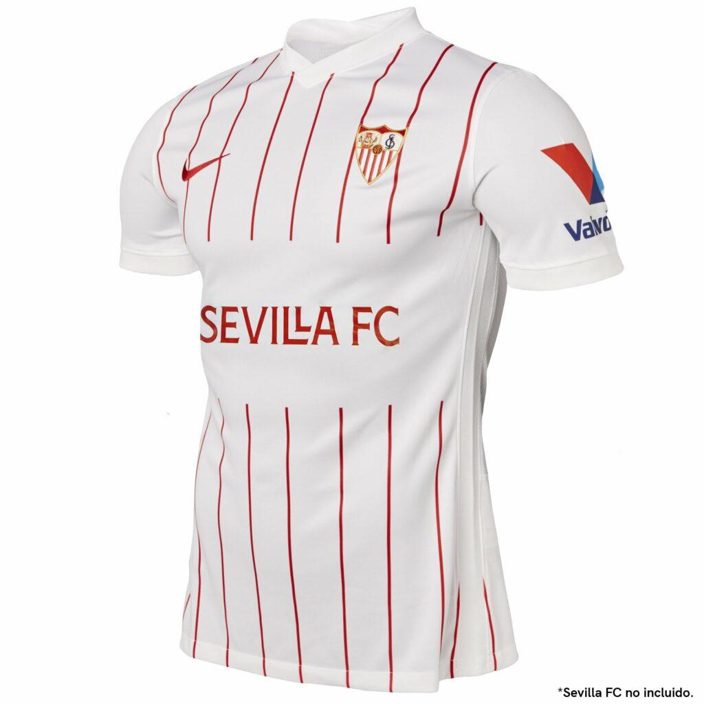 Sevilla thuisshirt 2021-2022