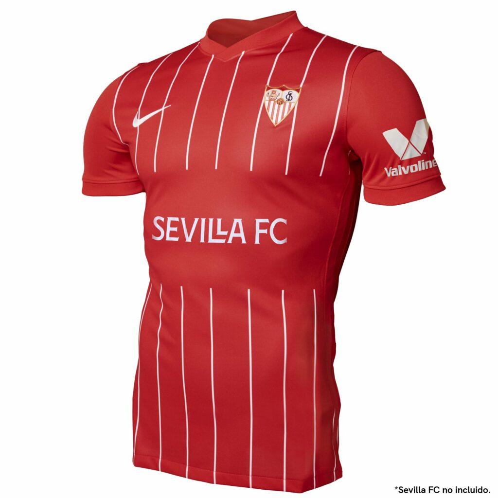 Sevilla uitshirt 2021-2022