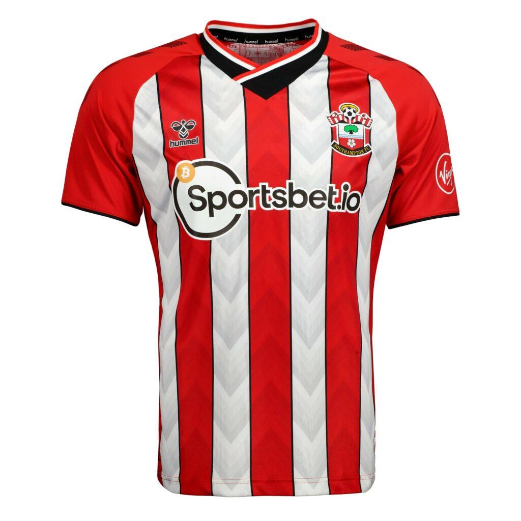 Southampton thuisshirt 2021-2022