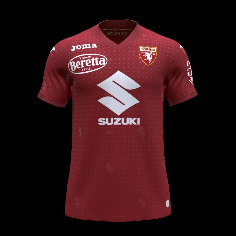 Torino thuisshirt 2021-2022