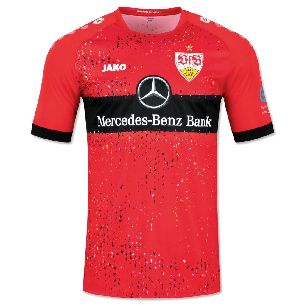 VfB Stuttgart uitshirt 2021-2022