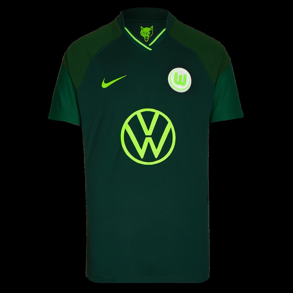 VfL Wolfsburg uitshirt 2021-2022