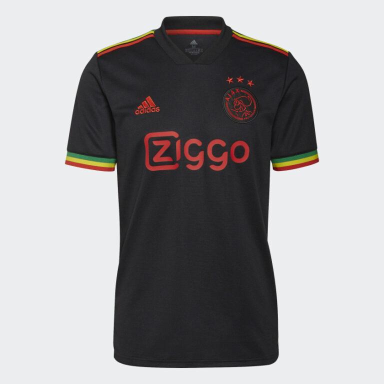 Ajax alternatiefshirt 2021-2022