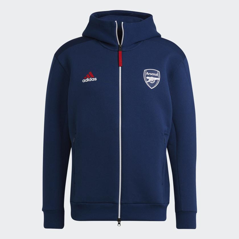 Arsenal trainingsjack 2021-2022 - 5