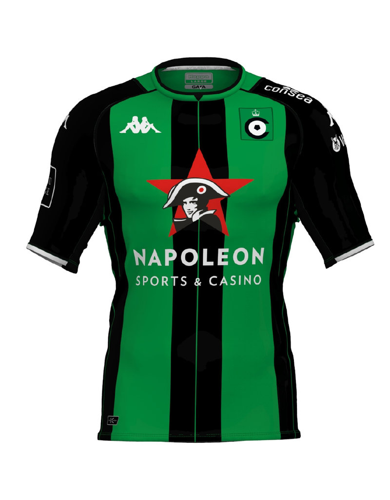 Cercle Brugge thuisshirt 2021-2022