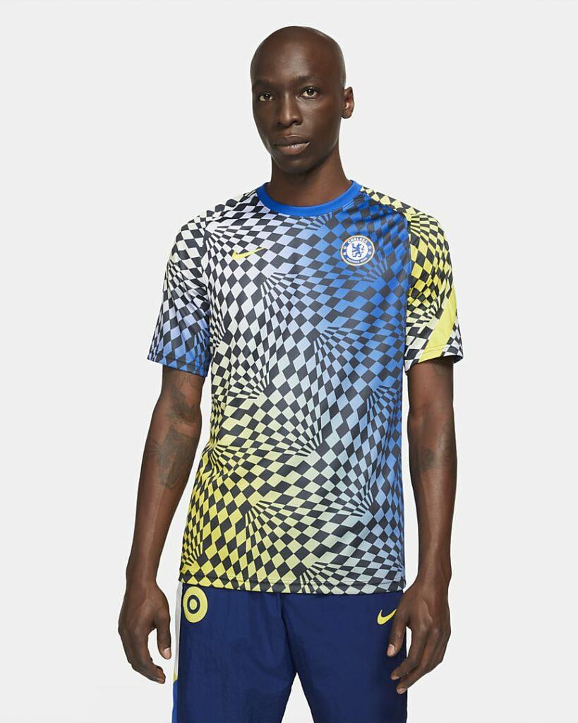 Chelsea trainingsshirt 2021-2022 - 2