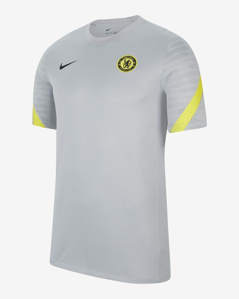 Chelsea trainingsshirt 2021-2022
