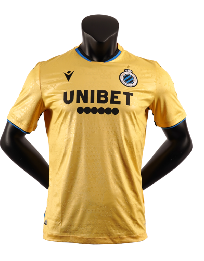 Club Brugge uitshirt 2021-2022