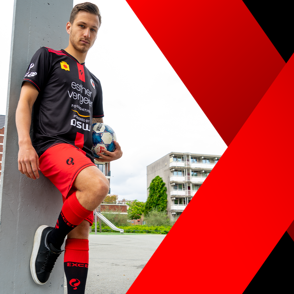 Excelsior thuisshirt 2021-2022