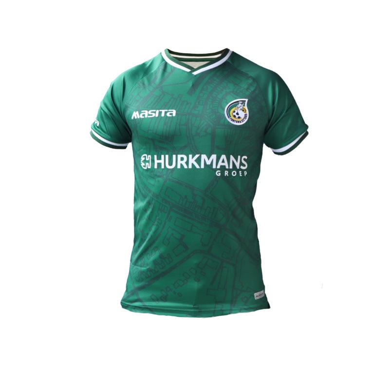 Fortuna Sittard uitshirt 2021-2022