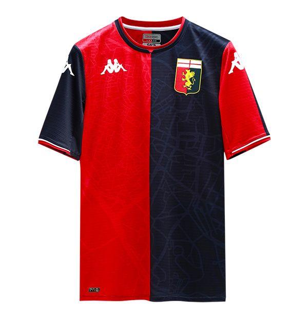 Genoa thuisshirt 2021-2022