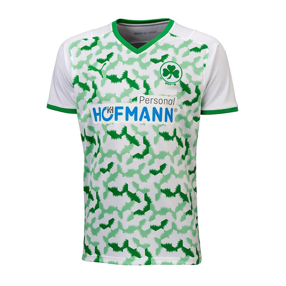 Greuther Fürth thuisshirt 2021-2022