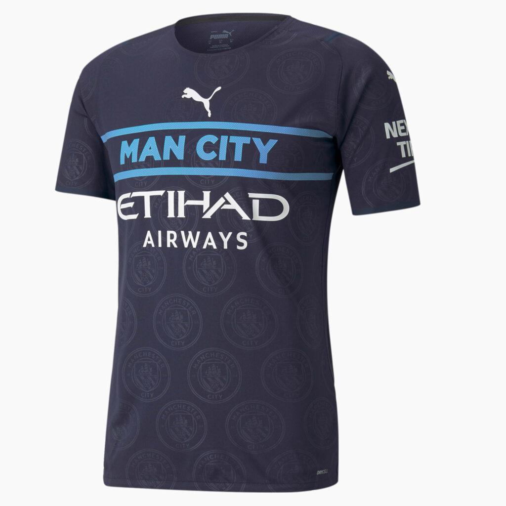 Manchester City alternatiefshirt 2021-2022