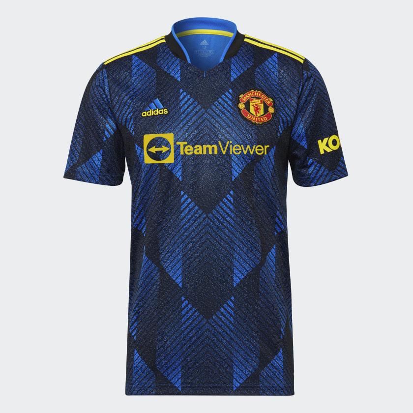 Manchester United alternatiefshirt 2021-2022