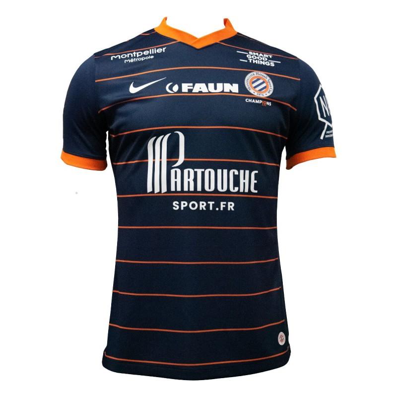 Montpellier thuisshirt 2021-2022