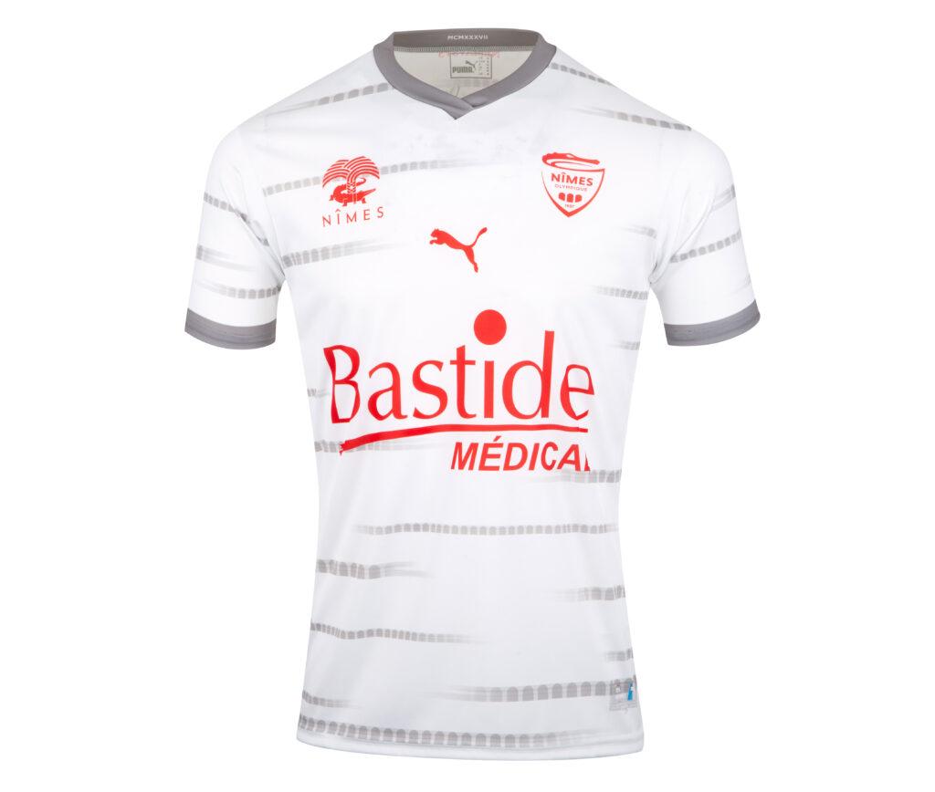 Nîmes uitshirt 2021-2022