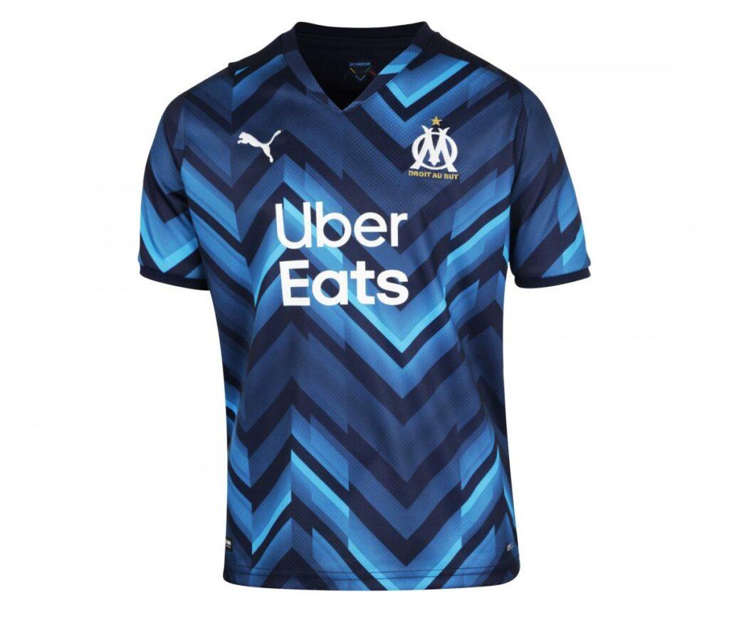 Olympique Marseille uitshirt 2021-2022