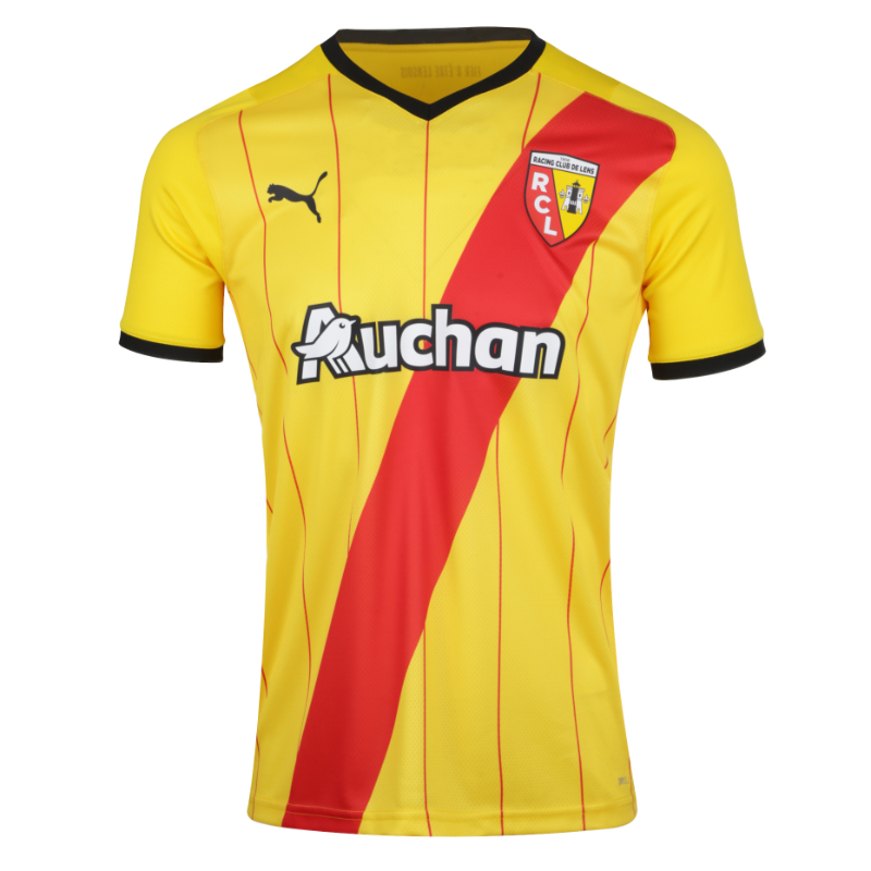 RC Lens thuisshirt 2021-2022