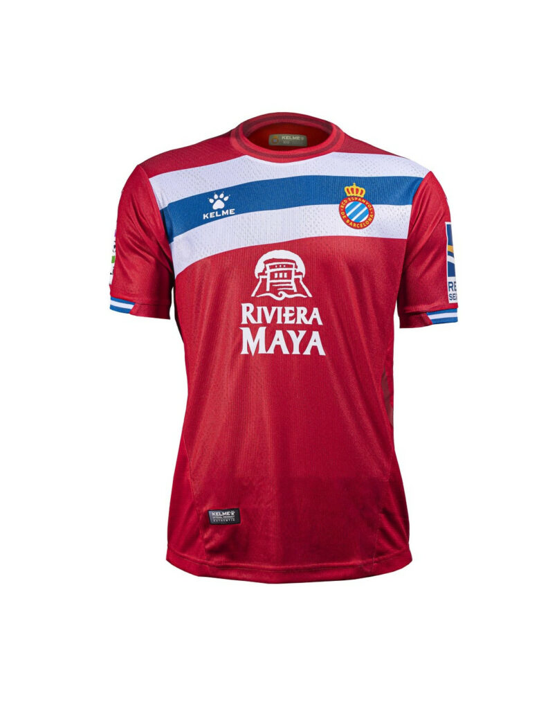 RCD Espanyol uitshirt 2021-2022