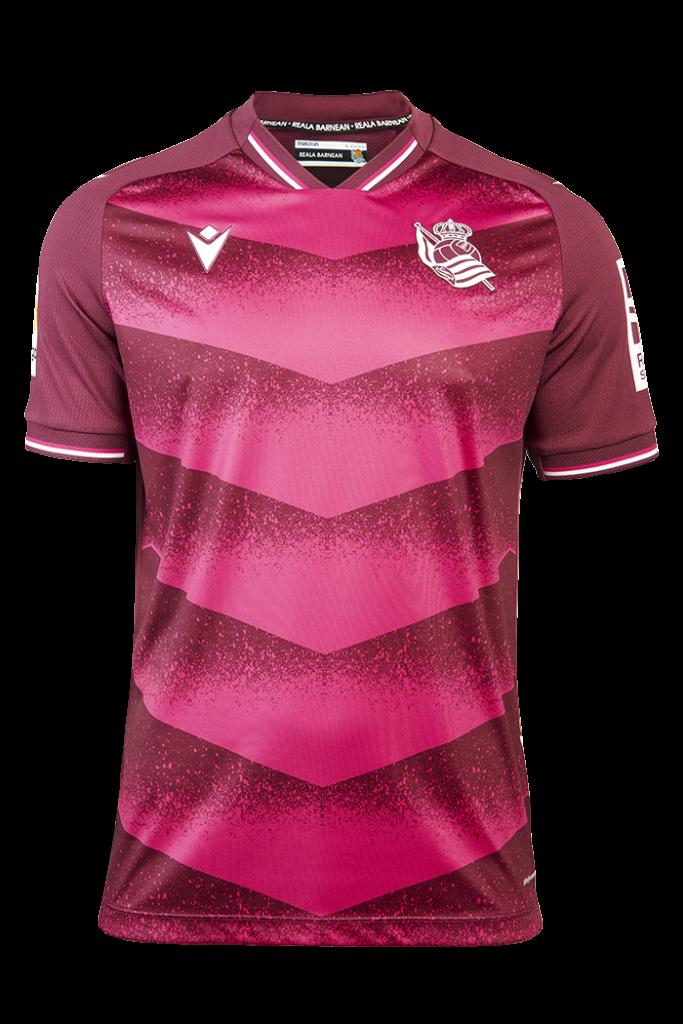 Real Sociedad uitshirt 2021-2022