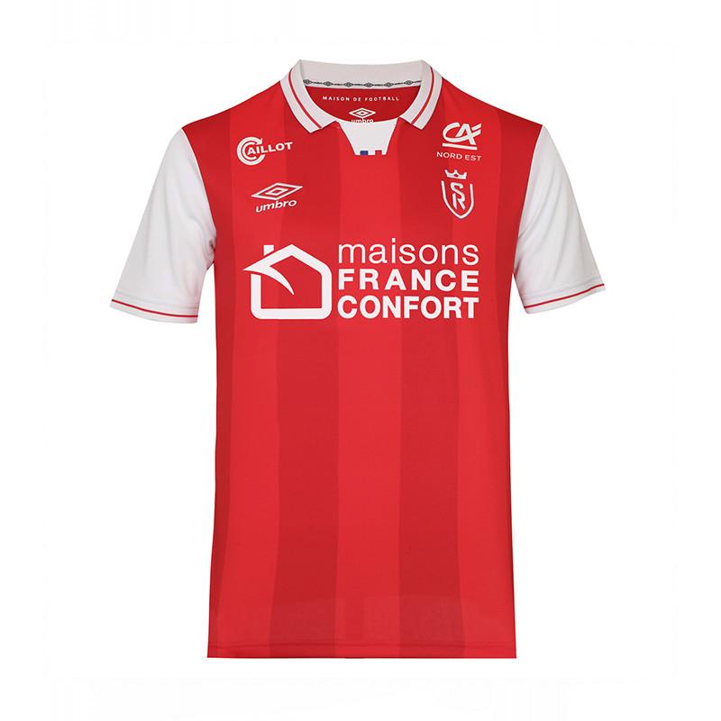 Reims thuisshirt 2021-2022