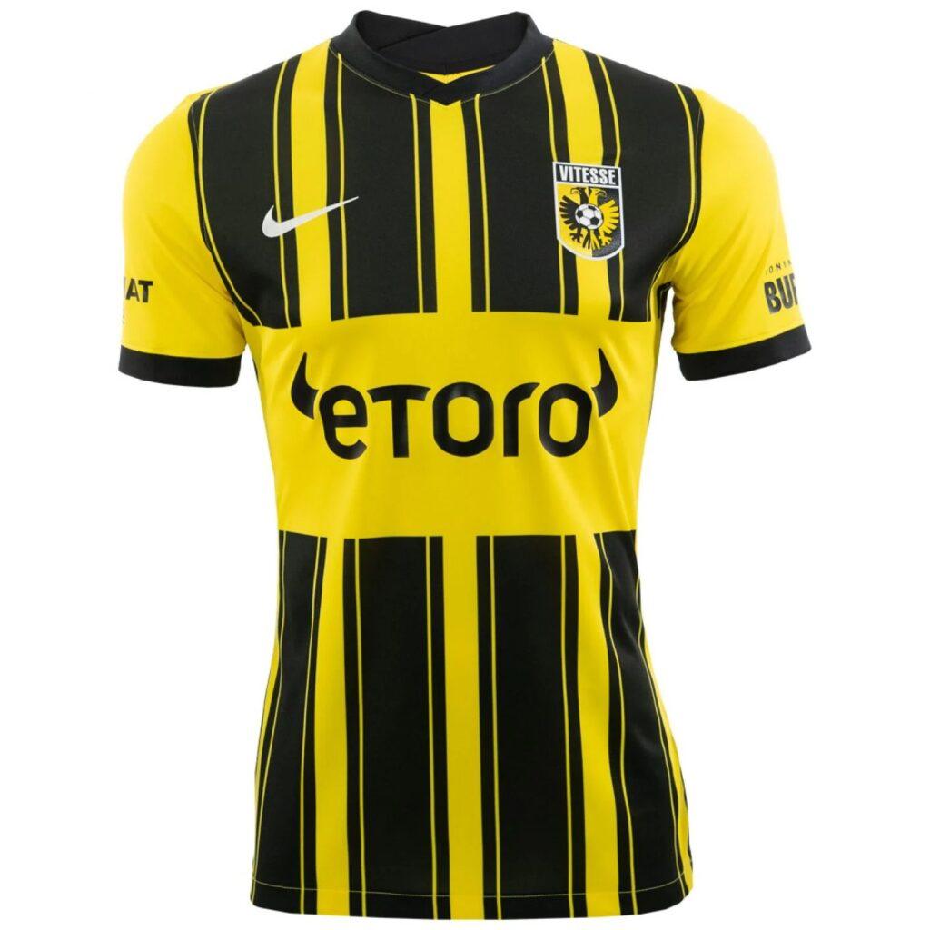 Vitesse thuisshirt 2021-2022