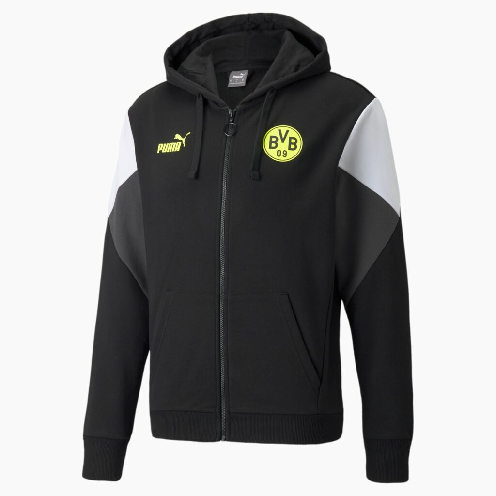 Borussia Dortmund trainingsjack 2021-2022 - 2