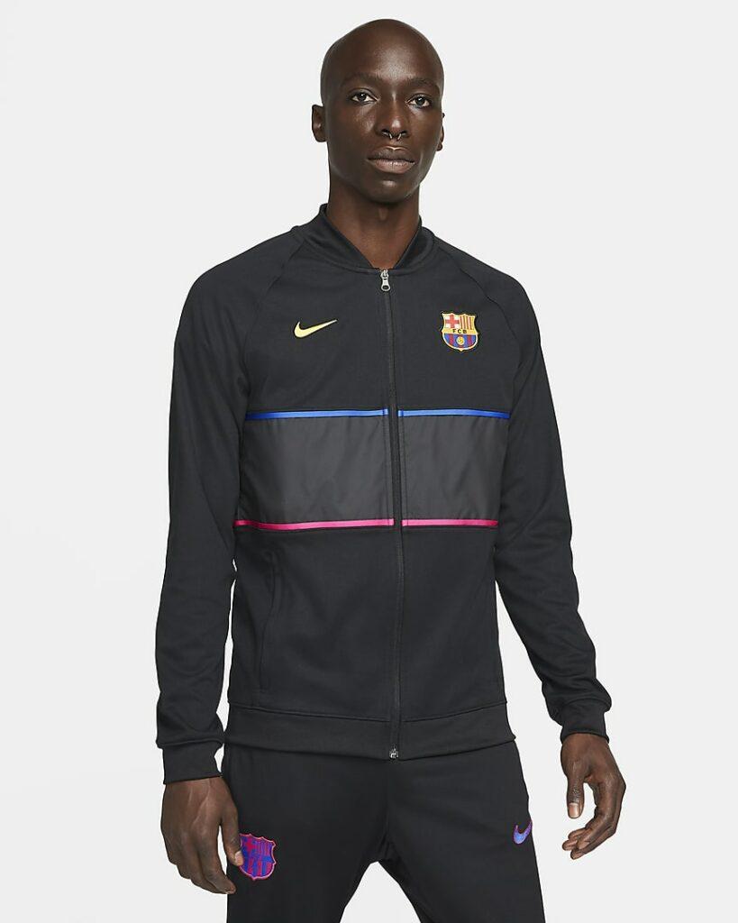 FC Barcelona trainingsjack 2021-2022 - 6