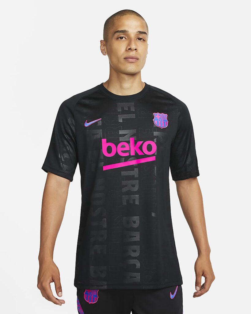FC Barcelona trainingsshirt 2021-2022 - 8