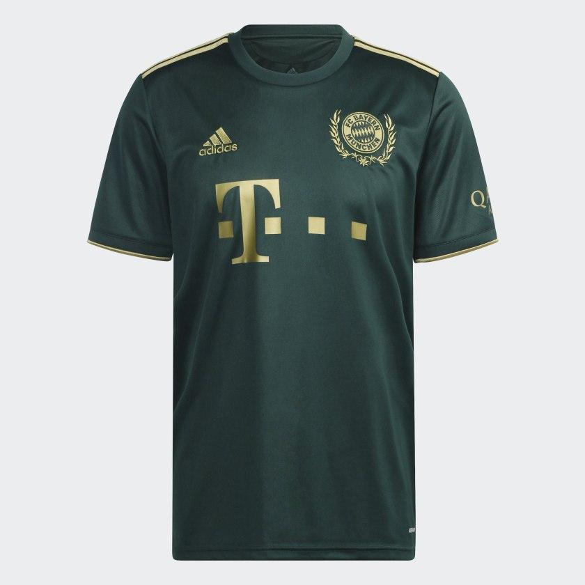 FC Bayern München wiesn-shirt 2021-2022